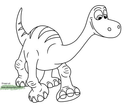 the good dinosaur coloring pages   Google Search ...