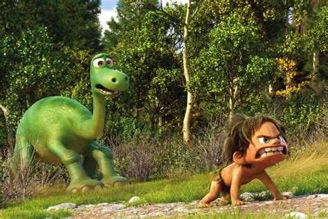 The Good Dinosaur is looking like Pixar s first box office ...