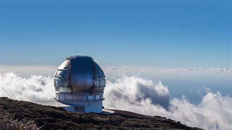 The Gran Telescopio Canarias, also known as the Great ...