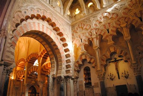 The Great Mosque of Cordoba   A reminder of Europe's ...