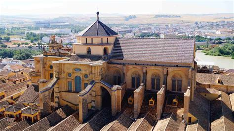 The Great Mosque Of Cordoba   Traveling in Spain