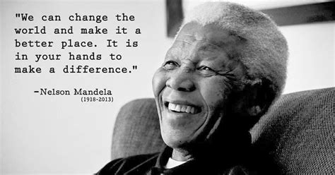 The GREEN MARKET ORACLE: Nelson Mandela: In His Own Words