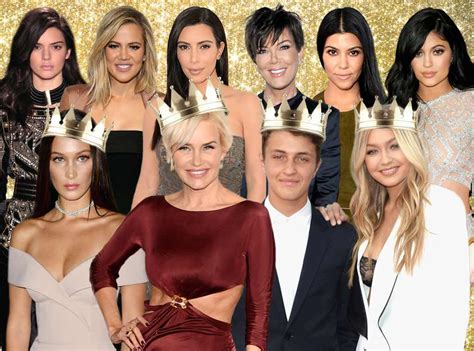 The Hadids Versus the Kardashians: A Family Face Off | E! News