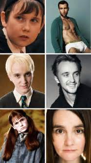 The Harry Potter movies made stars out of their younger ...