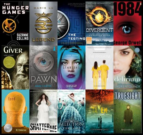 The Haunted Rose: My Favorite Dystopian Reads of 2014