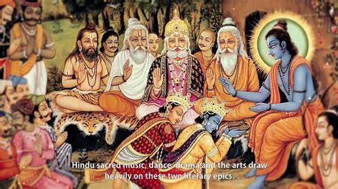 The History of Hindu India  English narration and English ...