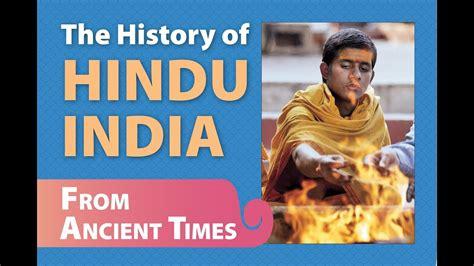 The History of Hindu India   YouTube