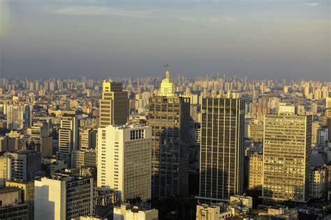 The History of Sao Paulo