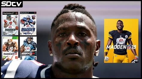 The History of the Madden NFL Cover Curse   YouTube