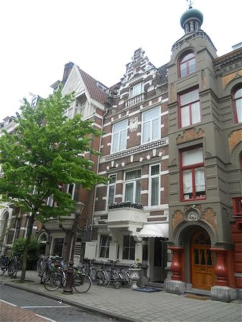 The hotel   Picture of Quentin England Hotel, Amsterdam ...
