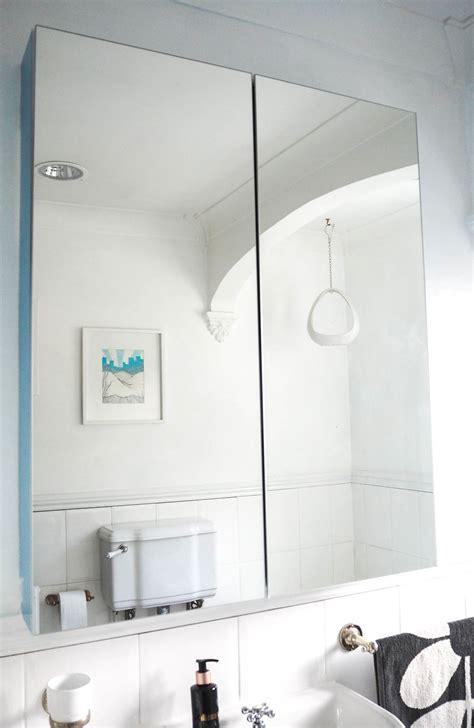 The IKEA Godmorgon Bathroom Mirror Cabinet | Melissa Jane Lee