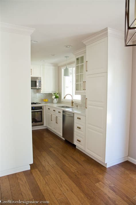The Ikea kitchen completed   Cre8tive Designs Inc.