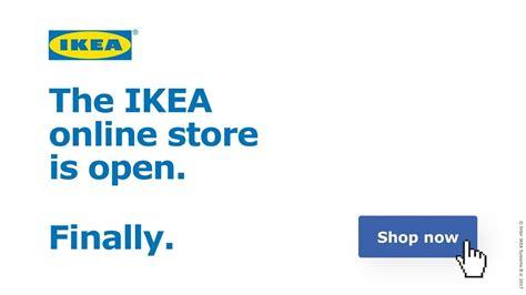 The IKEA online store is open. Finally.   YouTube