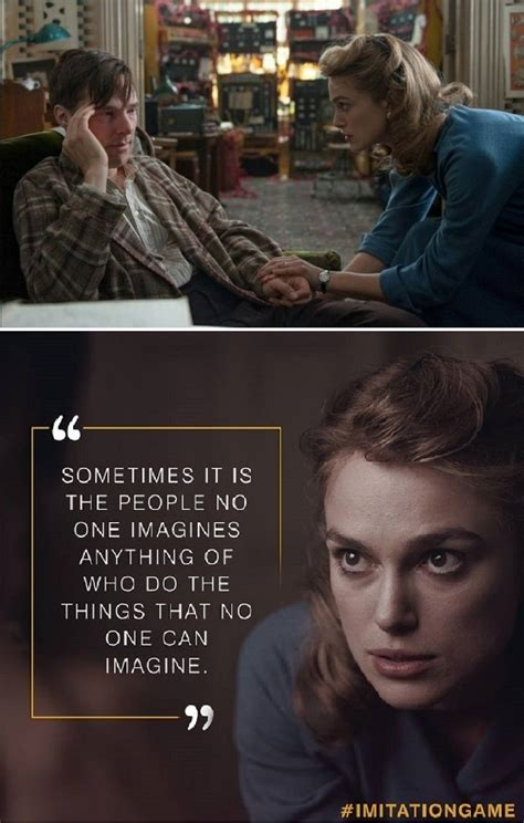 The Imitation Game. I joined these pics!   Pinterest