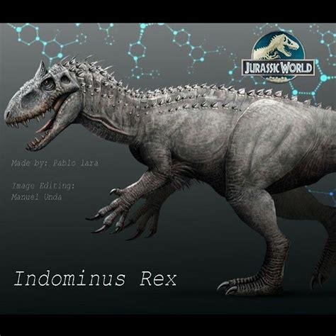 The Indominus Rex | Jurassic world