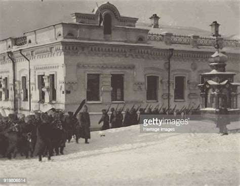 The Ipatiev House in Yekaterinburg, circa 1920. Found in ...