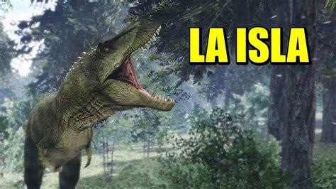 THE ISLE #1   El T REX épico, survival y dinosaurios ...
