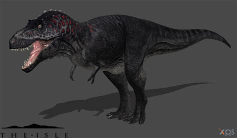 [The Isle] Default T Rex by Phelcer | Dinosaur art