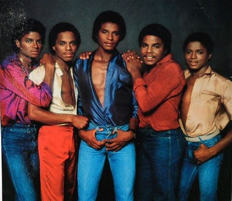 The Jacksons: This is one of my favorite pics of them ...