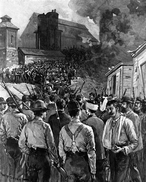 The Labor Movement | US History II  American Yawp