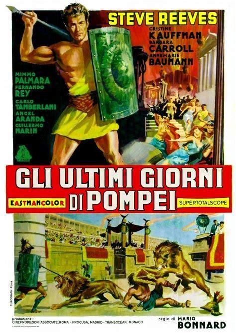 The Last Days of Pompeii  1959    FilmAffinity