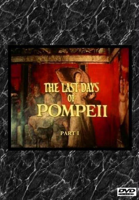 The Last Days of Pompeii  TV   1984    FilmAffinity