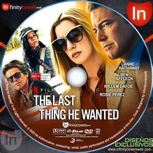 The Last Thing he Wanted   Su Último Deseo   Infinitycoversweb
