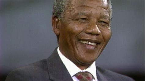 The Life and Times of Nelson Mandela   ABC News