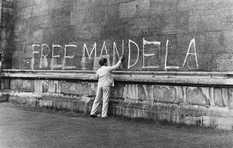 The life of Nelson Mandela