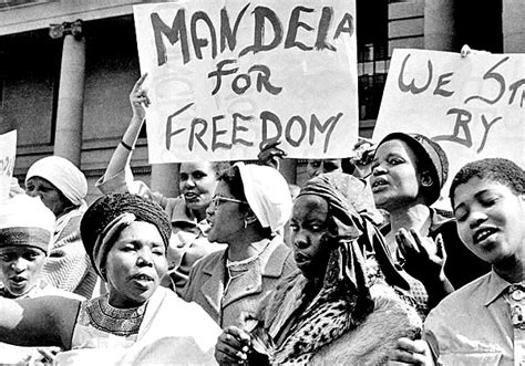 The life of Nelson Mandela   Timelines   Los Angeles Times