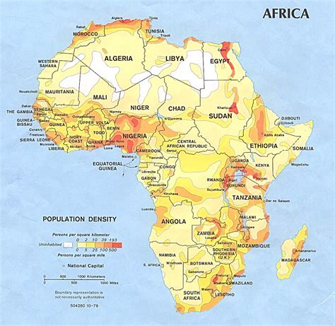 the Living Africa: the Living Atlas