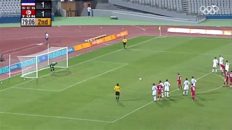 The longest penalty kick ever in a soccer game  six ...