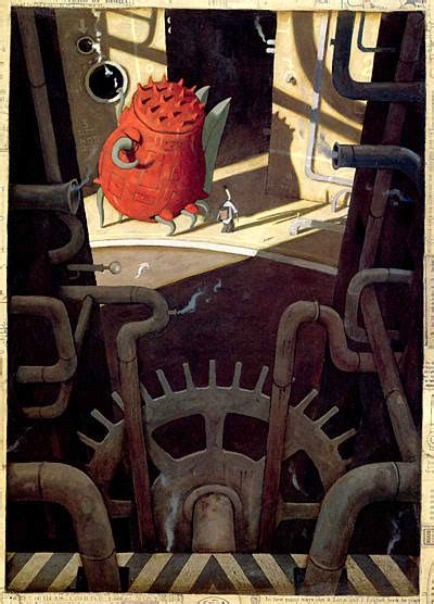 The Lost Thing: A Whimsical Story about Belonging by Shaun ...