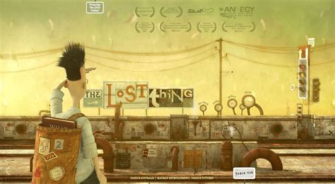 the lost thing | Notes on Short Film