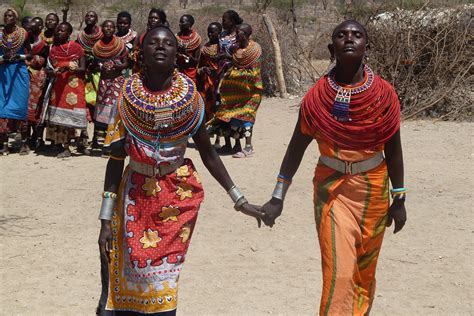 The Luhya and the Masaai people: tribes in Kenya