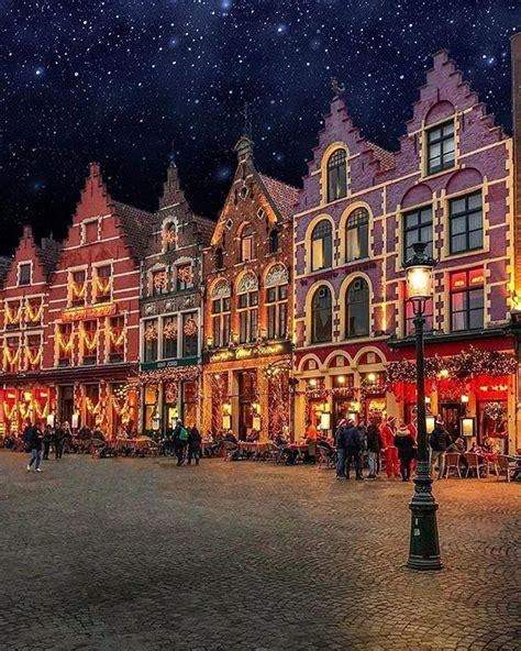 The Markt, Bruges, Belgium | Places to go, Beautiful ...