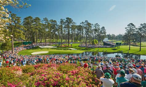 The Masters: Your Full Guide to the Augusta Week ...