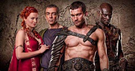 The MBTI Of Spartacus Characters | ScreenRant