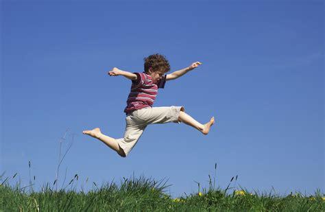 The meaning and symbolism of the word   «Jump»