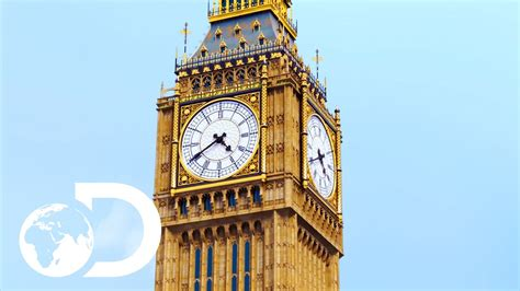 The Mechanical Genius of Big Ben | Blowing Up History ...