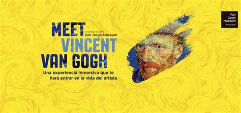 THE MEET VINCENT VAN GOGH EXPERIENCE: ENTRADAS A LA ...