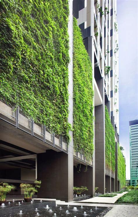 The Met, Bangkok, 2009   WOHA #green facade # ...