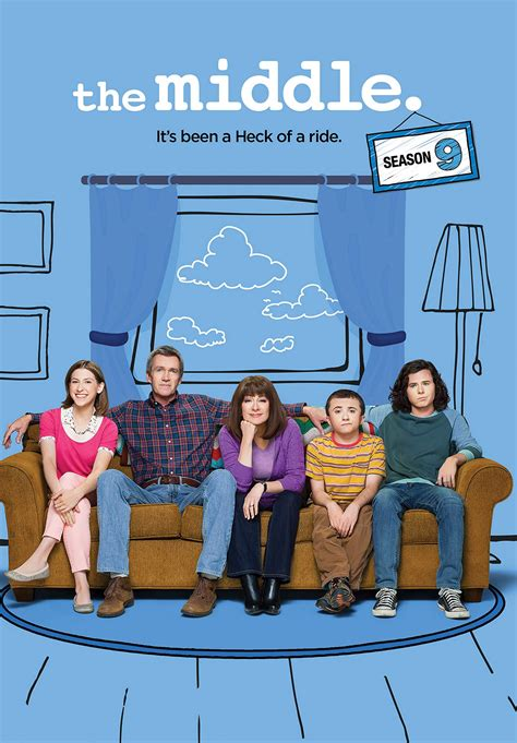 The Middle. DVD Release Date