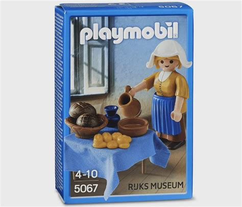 The Milkmaid Playmobil   Rijksmuseum Amsterdam in 2020 ...