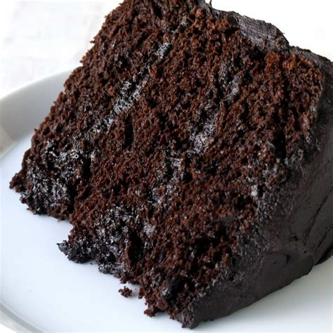 The Most Amazing Chocolate Cake Recipe   thestayathomechef.com