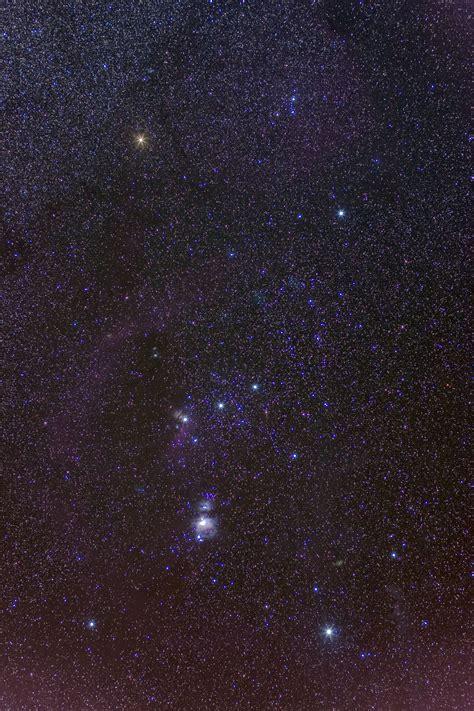 The Multidimensional Constellation of Orion | Orbital ...