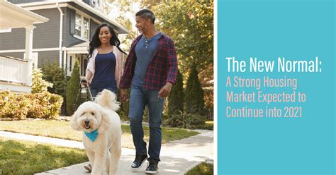 The New Normal: A Strong Housing Market Expected to ...
