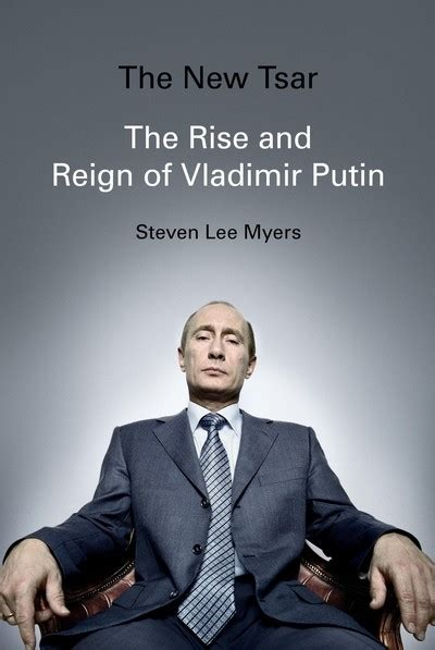 The New Tsar' — a biography A Window into Russia