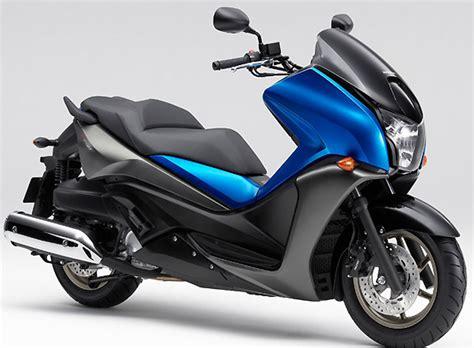 The Next Generation for Future Scooter : Honda Faze ABS ...