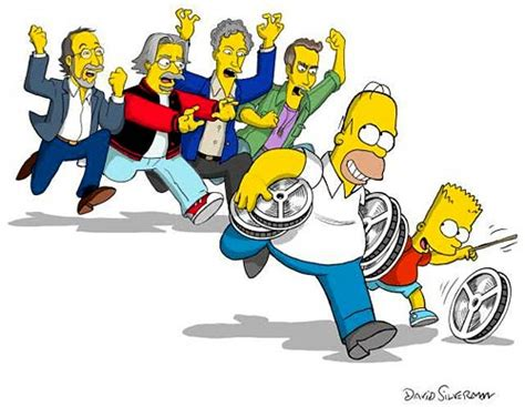 The No Homers Club | Information | The Simpsons Movie